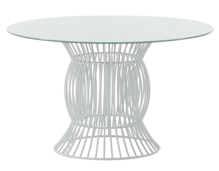 Infinity Dining Table by Braid Outdoor In New Condition For Sale In Milan, IT