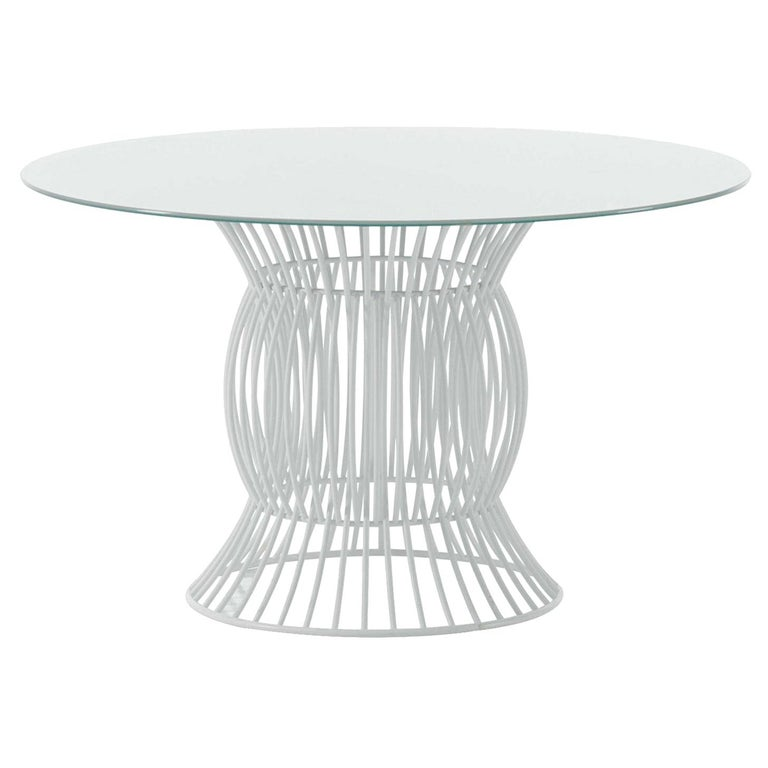 Infinity Dining Table by Braid Outdoor For Sale