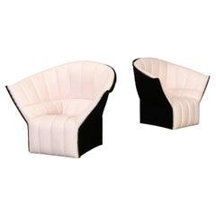 Inga Sempé 'Moel' Chair for Ligne Roset Set/2