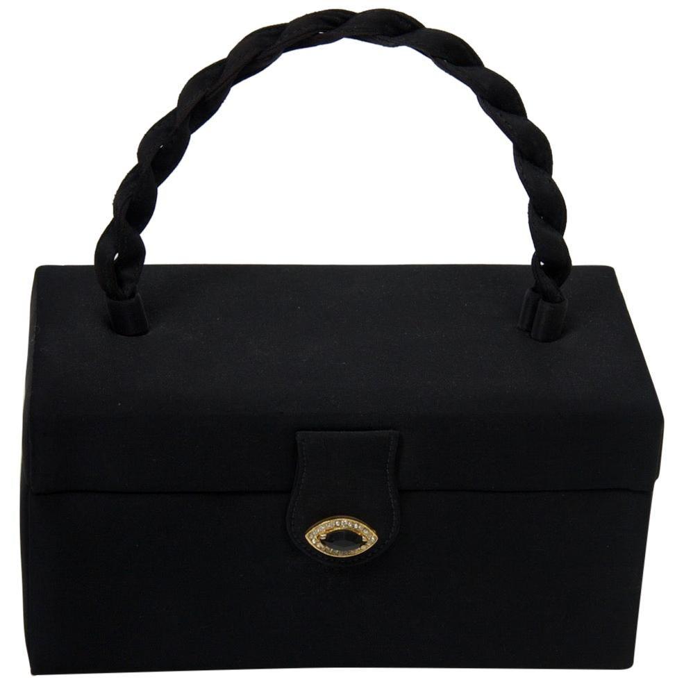 Ingber 1960s Evening Box Bag