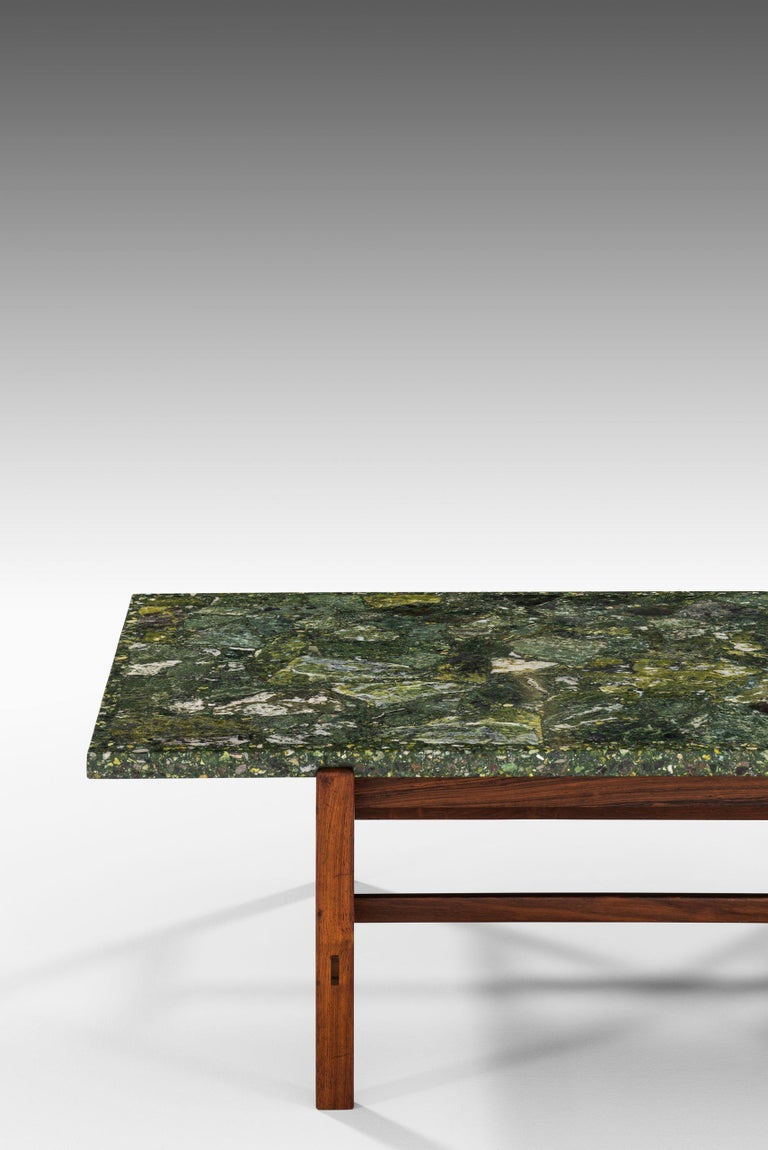 Mid-20th Century Inge Davidsson Side Table / Coffee Table by Cabinetmaker Ernst Johansson For Sale