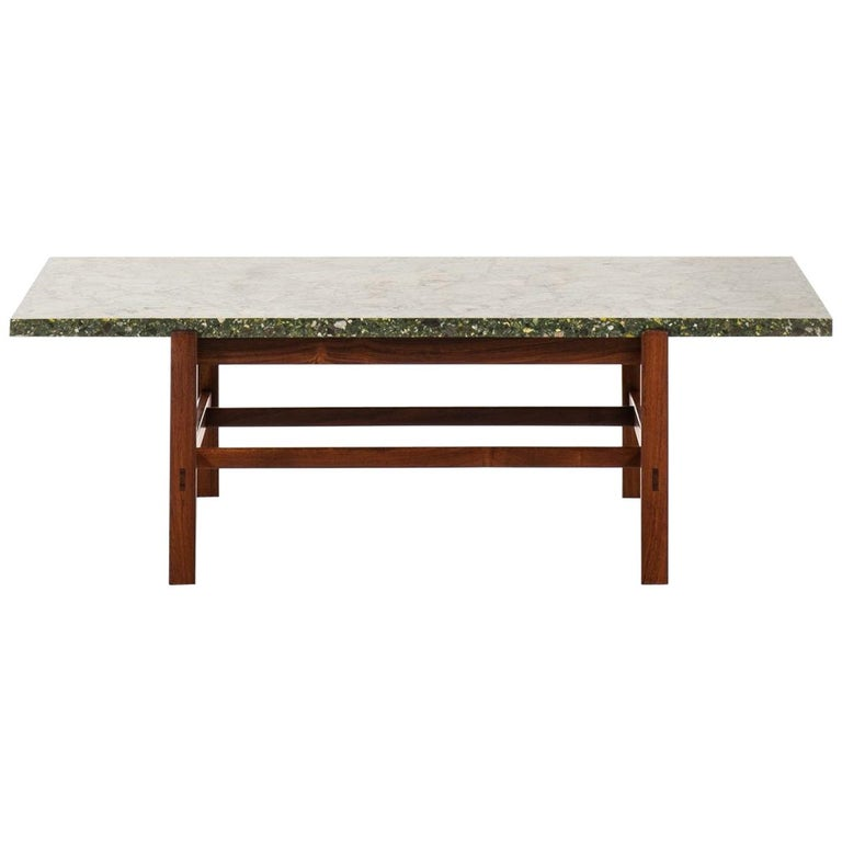 Inge Davidsson Side Table / Coffee Table by Cabinetmaker Ernst Johansson For Sale