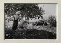 "Inge Morath ""Marilyn Monroe on the filming of misfits""  1961"
