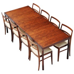 Inger Klingenberg Dining Table Fristho Franeker, Holland, 1960