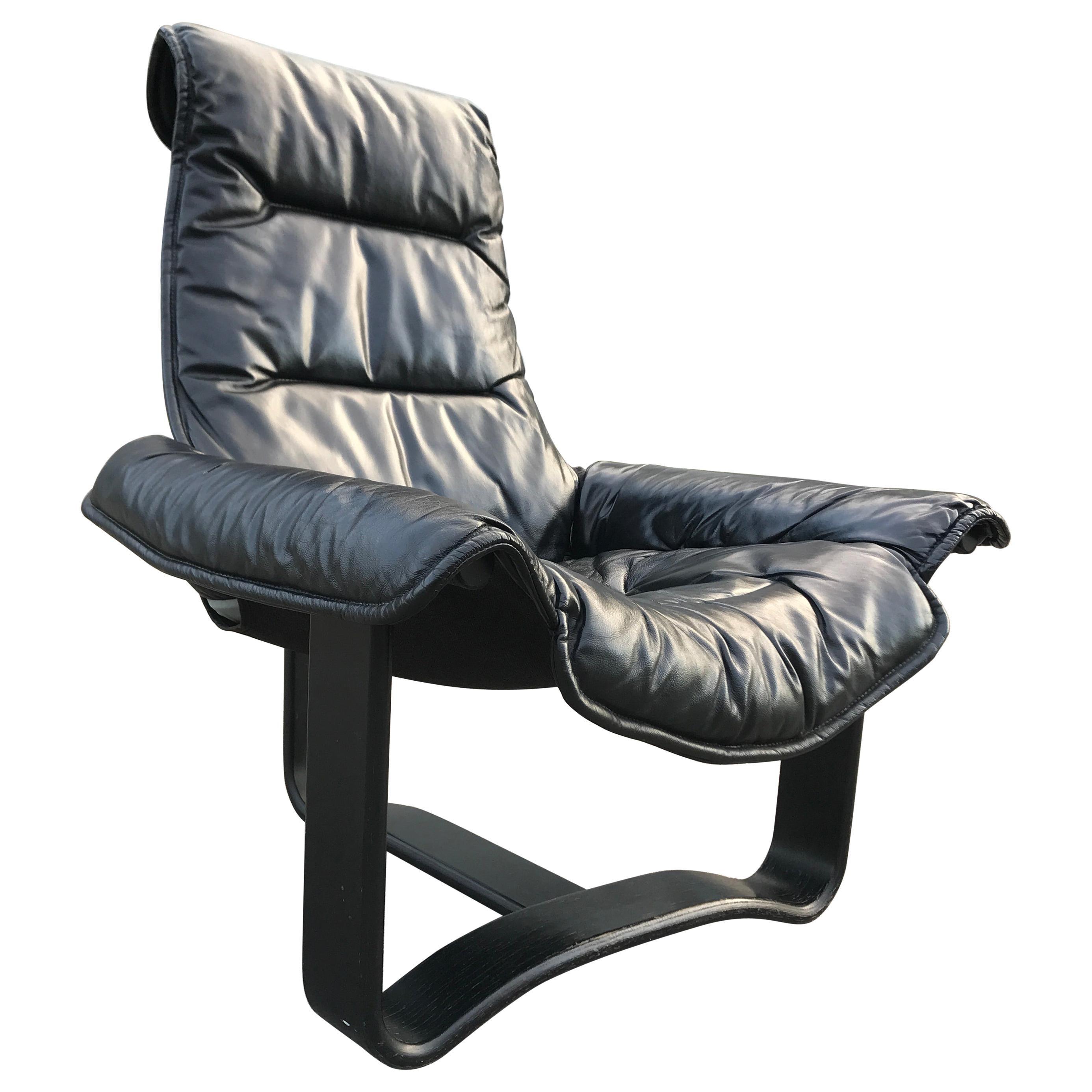 Ingmar Relling 1970s Lounge Chair