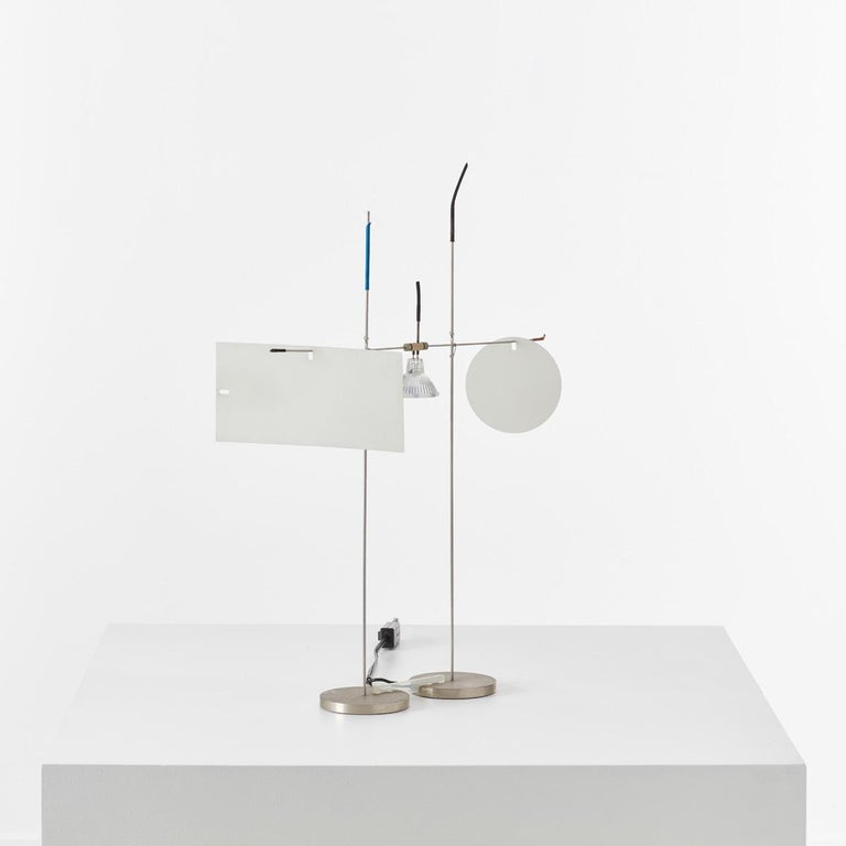 Ingo Maurer Fukushu Lamp In Good Condition For Sale In London, GB