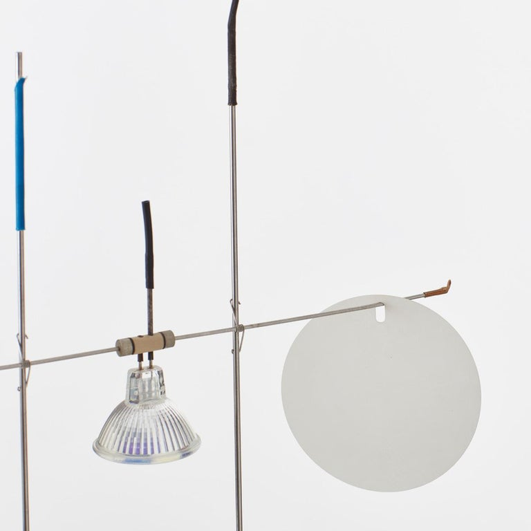 Ingo Maurer Fukushu Lamp For Sale 1