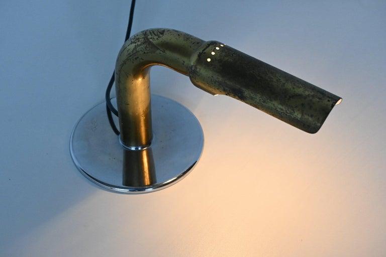 Ingo Maurer Gulp Desk Lamp M Design, Germany, 1970 For Sale 5