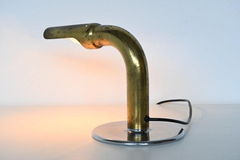 Ingo Maurer Gulp Desk Lamp M Design, Germany, 1970 For Sale 2