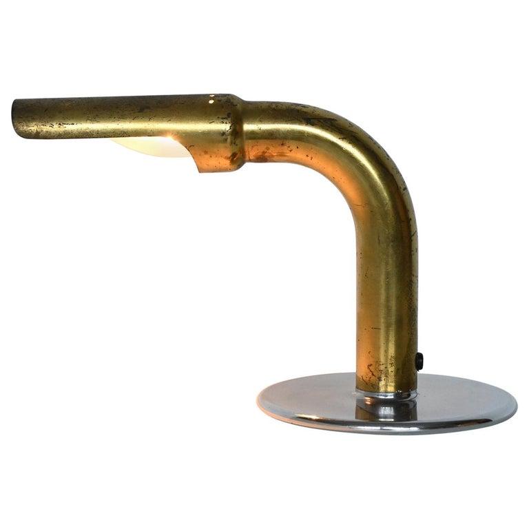 Ingo Maurer Gulp Desk Lamp M Design, Germany, 1970 For Sale