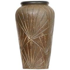 Ingrid Atterberg Floor Vase Produced by Upsala Ekeby in Sweden