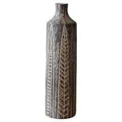 Ingrid Atterberg, Vase, Ceramic, Sweden, Upsala Ekeby, 1950s