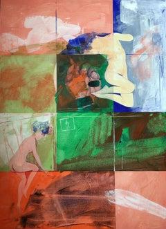 Nude by Ingrid Juncanariu Romanian Contemporary 21st Century Decorative Art