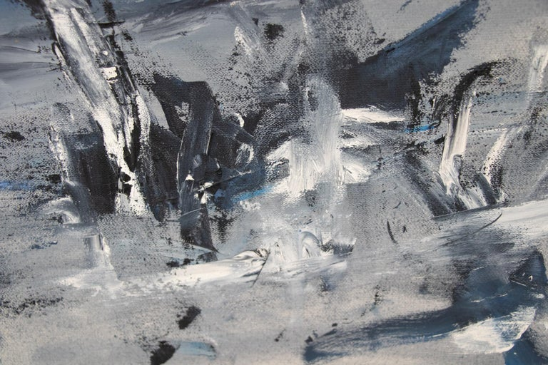 Post-Modern Ingrid Stolzenberg 'Driftwood' German Post Expressionism Painting For Sale