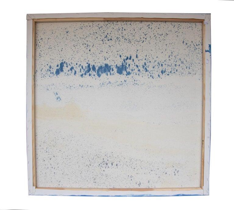 Ingrid Stolzenberg 'Driftwood' German Post Expressionism Painting In Excellent Condition For Sale In Niederdorfelden, Hessen