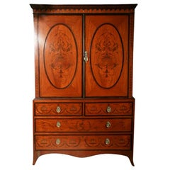 INLAID LINEN PRESS