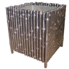 Inner Gardens Aluminium Bamboo Planter