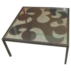 Inner Wave Table, Square Ed. of 8