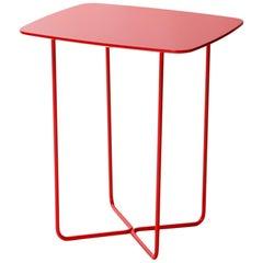 Inno Bondo Red Side Table Designed by Harri Korhonen