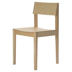 Inno Intro Stackable Wood Chair Designed by Ari Kanerva