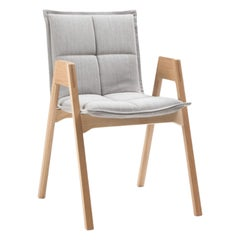 Inno Lab W Wood Stackable Armchair Designed by Harri Korhonen