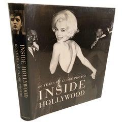 """Inside Hollywood: 60 Years of Globe Photos"" by Konemann Staff Hardcover Book"