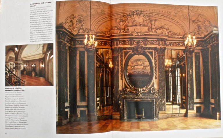 Inside New York, Discovering New York's Classic Interiors, First Edition For Sale 7