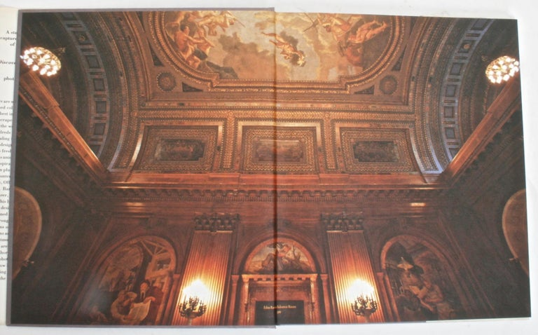 Paper Inside New York, Discovering New York's Classic Interiors, First Edition For Sale