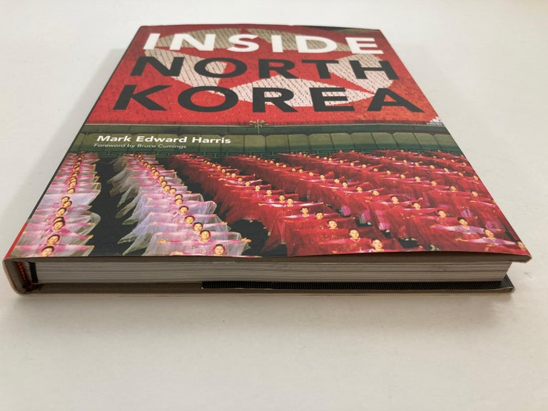 Country Inside North Korea Hardcover Book For Sale