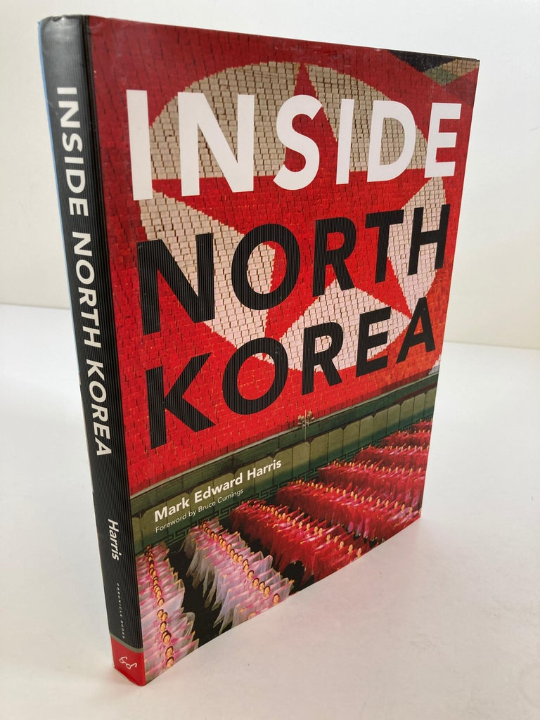 Inside North Korea Hardcover Book In Good Condition For Sale In North Hollywood, CA
