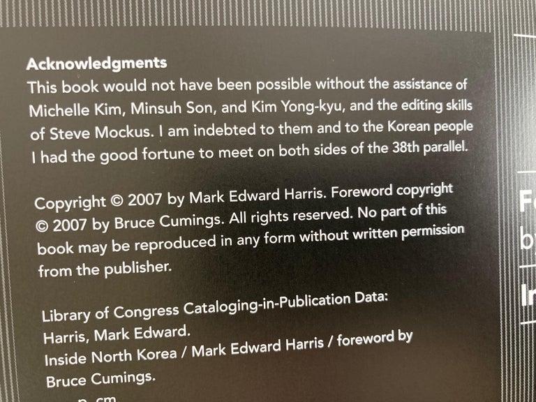 Paper Inside North Korea Hardcover Book For Sale