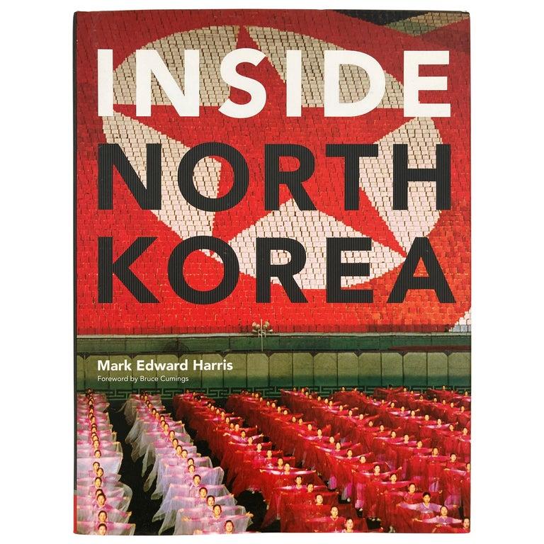 Inside North Korea Hardcover Book For Sale