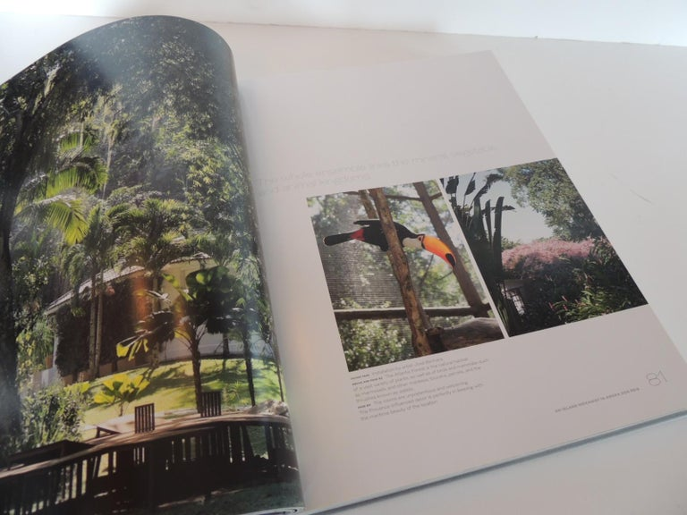 French Inside Rio Hard-Cover Coffee Table Book For Sale