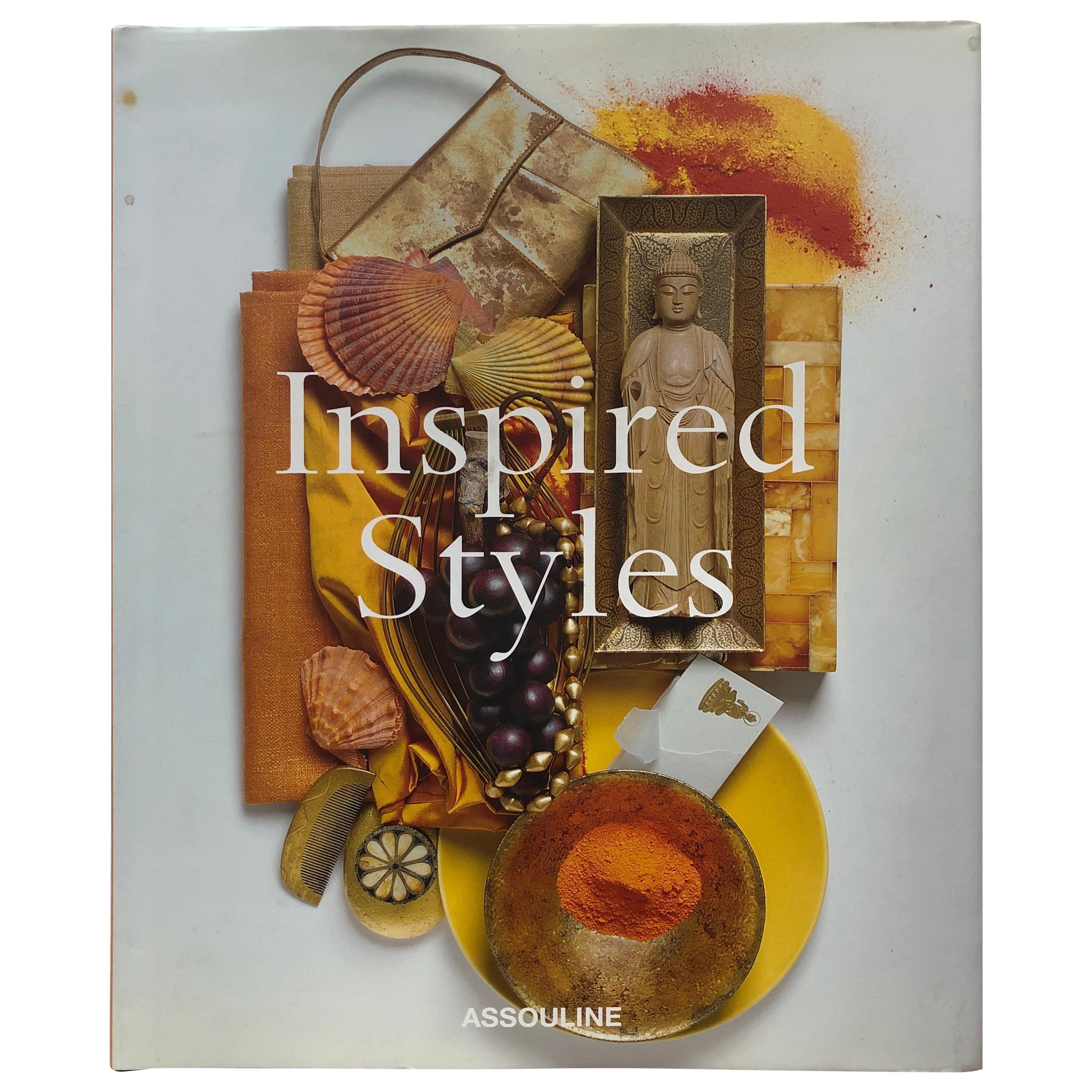Inspired Styles Hardcover Coffee Table Book