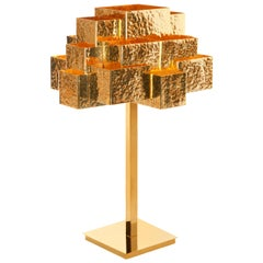 Inspiring Trees Table Lamp, Brass, InsidherLand by Joana Santos Barbosa