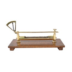 Instrument Used to Measure the Expansion of Metals English manufacture 1850