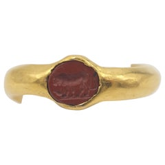 18th Century and Earlier Band Rings