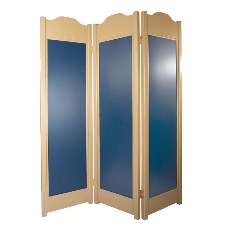 Modern Intarsia Room Divider For Sale