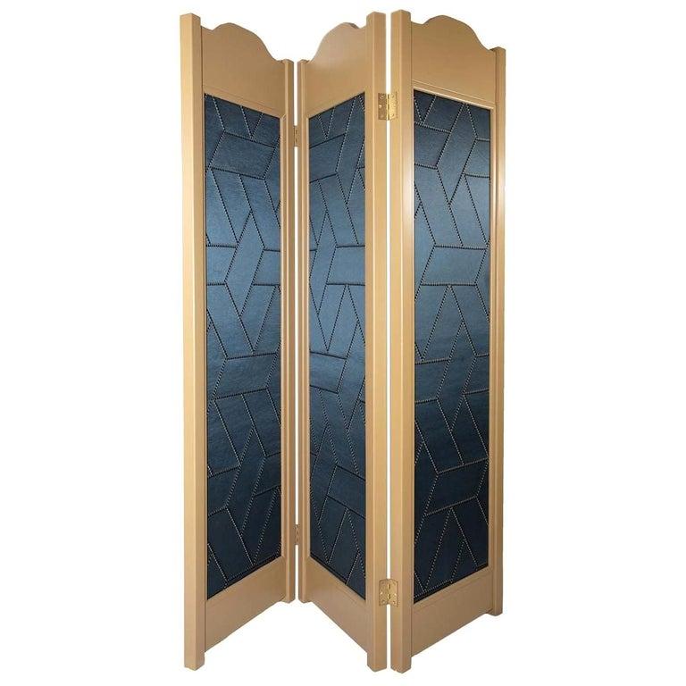 Intarsia Room Divider For Sale