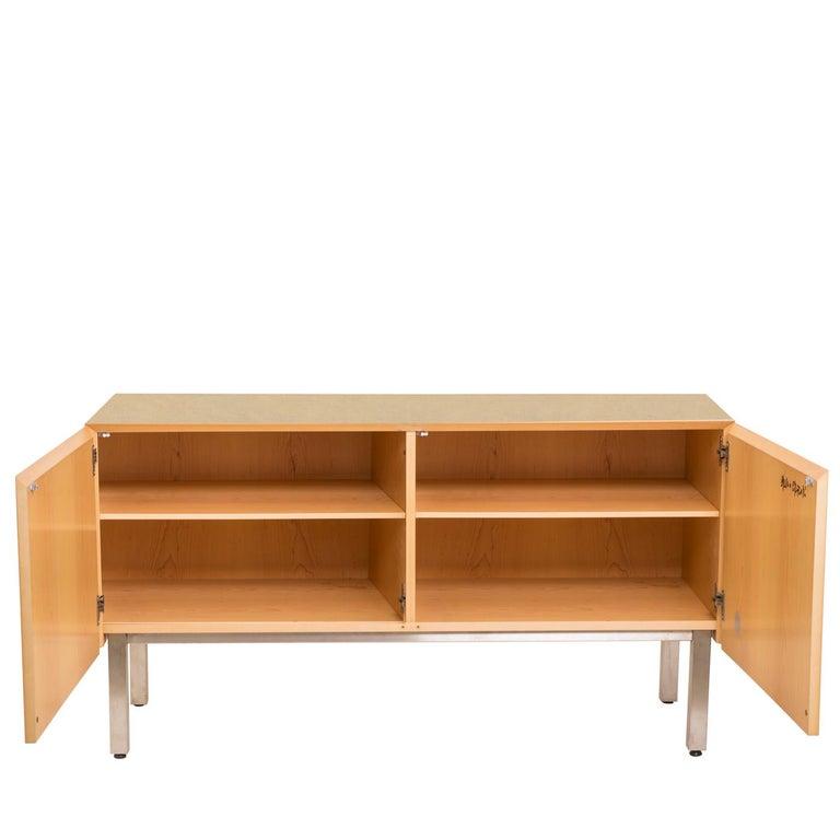 Italian Intarsia Sideboard by Aldo Rossi For Sale