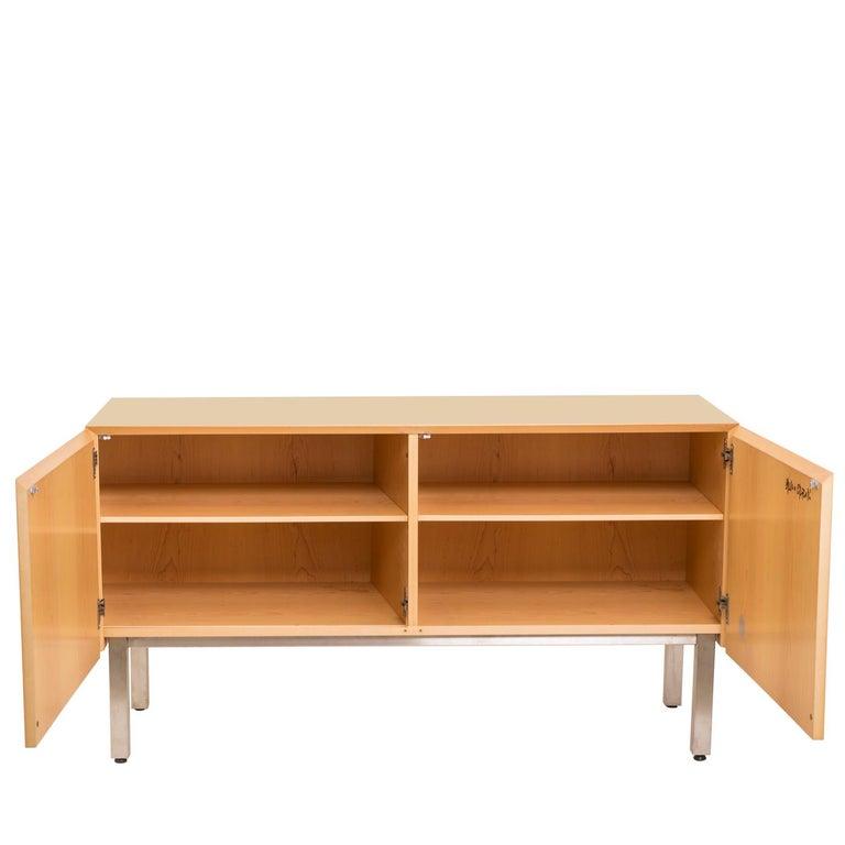 Italian Intarsia Sideboard by Emilio Tadini For Sale