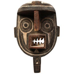 Intense Bwa Monkey Mask Burkina Faso Early 20th Century African Tribal Art