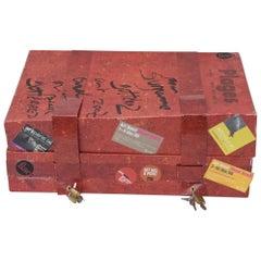 Interactive Gerard Bignolais Plages 115 Art Box/Art Basel, 2007