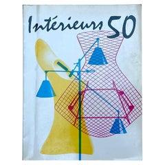 Interieurs 50, Apogee de la Geometric Curviligne, 1983