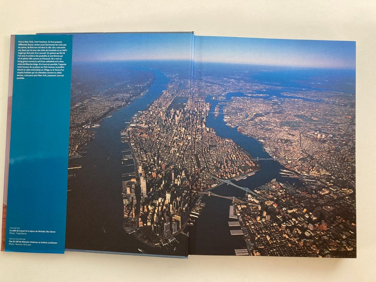 Paper Interieurs New-Yorkais Hardcover Book by Angelika Taschen 1997 For Sale