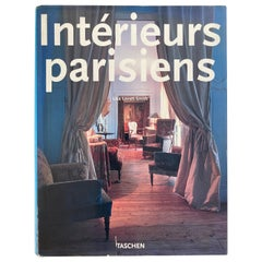 Interieurs Parisiens by Lisa Lovatt-Smith Parisian Interiors Coffee Table Book