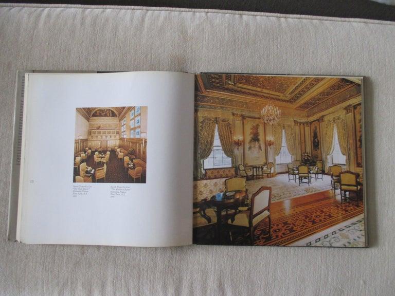 Modern Interior Design Hardcover Book For Sale
