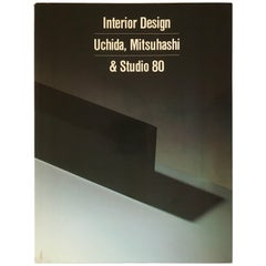 """Interior Design – Uchida, Mitsuhashi & Studio, 80"" Book"