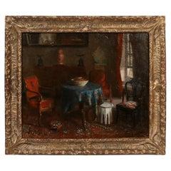 Interior Oil Painting