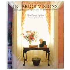 Interior Visions, Great American Designers and the Showcase House